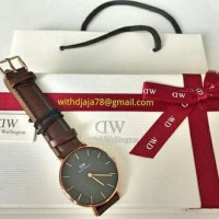 Daniel Wellington Original DW Classic Petite Reading Brown For Women