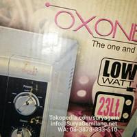 Oxone OX88 Microwave Oven Low Watt Turntable Manual Asli dan Baru