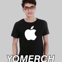 Baju Distro Kaos Distro APPLE IPHONE Yomerch