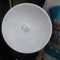 Biquad Dish 2,4 GHz (Antena Wajan)