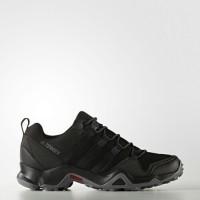 Sepatu Outdoor Adidas Terrex AX2 R Black Hitam Original Murah