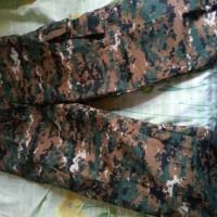 combat pants lokal marpat woodland/aor 2