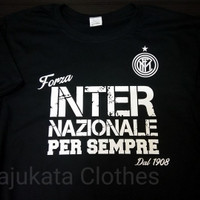 Atasan/Kaos/T-Shirt/INTERNASIONAL INTERMILAN