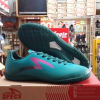 Sepatu Futsal SPECS | Eclipse In | Dark Emerald-Mineral Blue