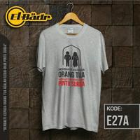 Atasan/Kaos/T-Shirt/BERBAKTI KEPADA KE 2 ORANG TUA - ABU MISTY
