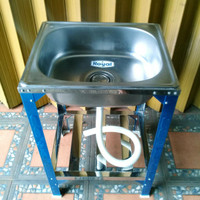 Kitchen Sink Sb 42 pk / Bak Cuci Piring Portable / Cucian Piring
