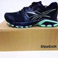 New Sepatu lari running Reebok Trail Detonate Navy original asli mura