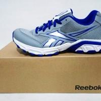 New Sepatu Lari Running Reebok Fuse Ride LP grey original asli murah