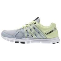 New Sepatu Lari Running Reebok Yourflex Train 8 0 Grey Original Asli