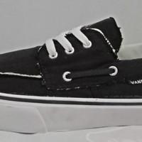 sepatu Vans zapato hitam KW super