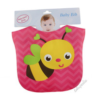 Baby Bib Celemek Slaber Bayi Waterproof Import