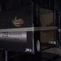 Aquarium Gex glassterior BZ