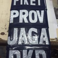 Ban Lengan PKD PROV PTI PATWAL dll