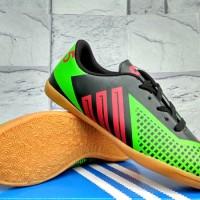 Sepatu Futsal Anak Adidas Ace 16.1 Hitam HIjau Terbaru (Futsal Kids)