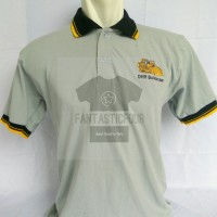 Polo Shirt Caterpillar Dozer Abu Muda