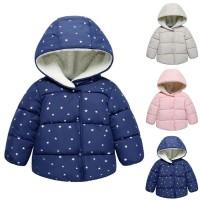 Jaket tebal musim dingin anak bayi/winter padded jacket coat baby kids