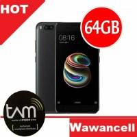 Xiaomi Mi A1 / Mia1 - Garansi Resmi TAM - 4/64GB (4/64 GB) - Black