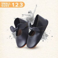 Mary Jane Ballet Shoes SMALL - Black (Sepatu Bayi PYOPP)