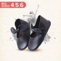 Mary Jane Ballet Shoes BIG - Black (Sepatu Bayi PYOPP)