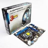motherboard asrock h61m-dgs socket 1155/WE220