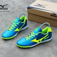 sepatu futsal mizuno fortuna hijau premium size 38 44