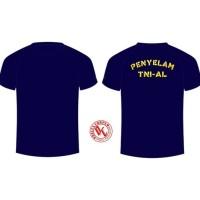 Kaos/Baju/T-Shirt/Penyelam TNI AL