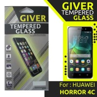 Anti Gores TEMPERED GLASS GIVER HUAWEI HONOR 4C Murah