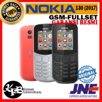 Nokia 130 (2017) - Dual SIM - New Garansi Resmi - ORIGINAL
