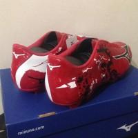 Wow Sepatu Bola Mizuno Ryuou Md Chinese Red P1Ga189009 Original Bnib