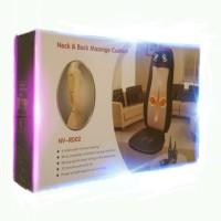 Alat pijat kursi mobil kneading massage chusion neck & back