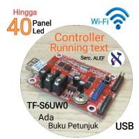 TF-S6UW0 wifi usb modul control running text tf s6uw0 sw