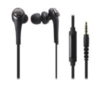 flashsale Audio Technica ATH CKS550iS BK EX Solid Bass In Ear Headpho
