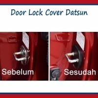 Car Door Lock Cover Protection mobil Datsun Go Panca