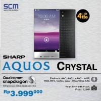Rekomendasi Kami ! Sharp Aquos Crystal SH825Wi - Limited Time Offer !