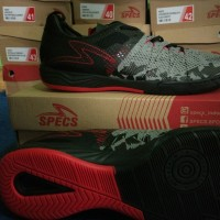 Sepatu Futsal Specs Metasala Combat Cool Grey ( Bukan Adidas, Nike )