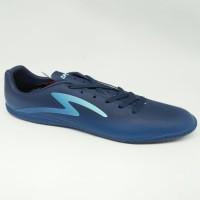 Sepatu futsal specs original Eclipse Navy/Dazzling blue Import