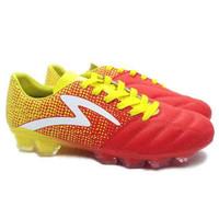 Sepatu Sepak Bola Specs Equinox - Emperor Red/Fresh Yellow/White