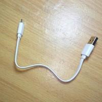 Kabel Powerbank Xiaomi 20cm Fast Charging Original 100% - Putih