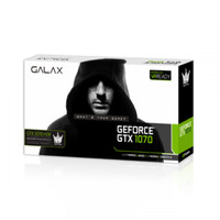 Galax Geforce GTX 1070 HOF (HALL OF FAME) 8GB DDR5 - Triple Fan