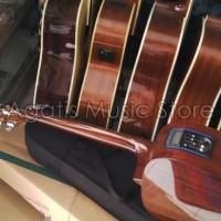 (Dijamin) Gitar Akustik Elektrik greg bennet GD50 original samick