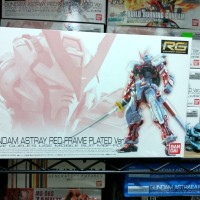 RG Astray Red Frame chrome plated ver C3 Expo 2015