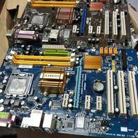 MOTHERBOARD/MOBO ASUS/GIGABYTE P31/P5KPL SE DDR2 NO ONBOARD VGA