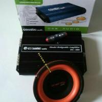 Paket Murah!! Power 2chanel/Subwoofer 6/Fuse venom