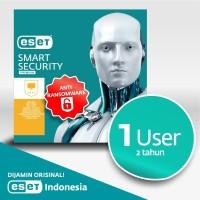 Antivirus ESET Smart Security Premium 1 Komputer 2 Tahun