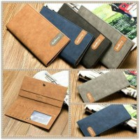 Dompet Panjang Pria Import Baellery Slim and Stylist