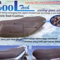 Sarung jok Cover Sepeda Motor Anti Panas Hujan Air Pelindung Lembab