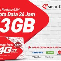 smartfren 13gb LTE