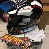 Helm arai tourcross 3 Detour Blue size M L XL original Japan