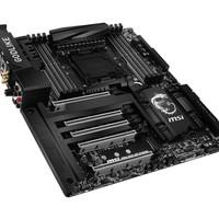 (Diskon) MSI X99A GODLIKE GAMING CARBON (LGA2011v3, X99, DDR4)