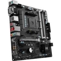 MSI B350M Bazooka (AM4, AMD Promontory B350, DDR4, USB3.1, SATA3)